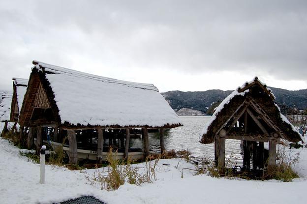 Photos: 舟小屋