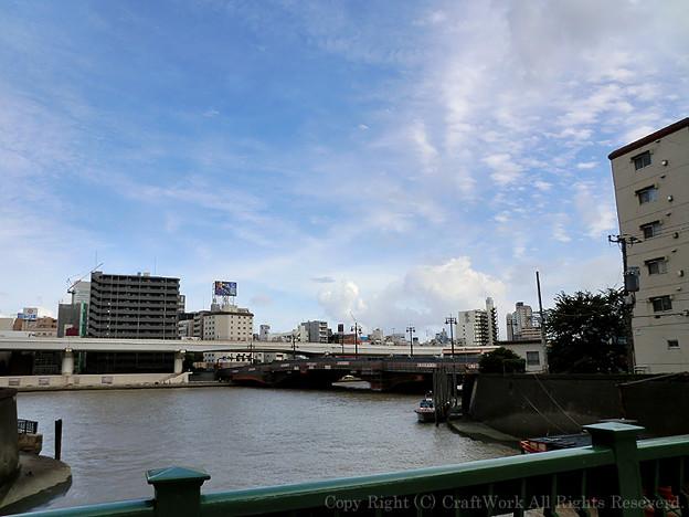 柳橋から両国橋