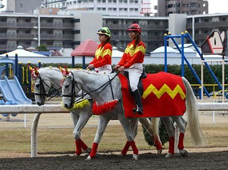 川崎競馬の誘導馬01月開催 竹見カップ1Ver-120124-05