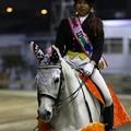 写真: 川崎競馬の誘導馬04月開催 川崎ジョッキーズC-120409-02-large