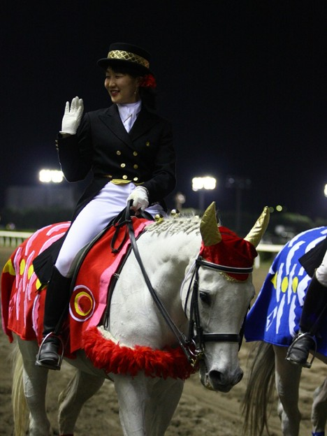 写真: 川崎競馬の誘導馬05月開催 重賞Ver-120516-07-large
