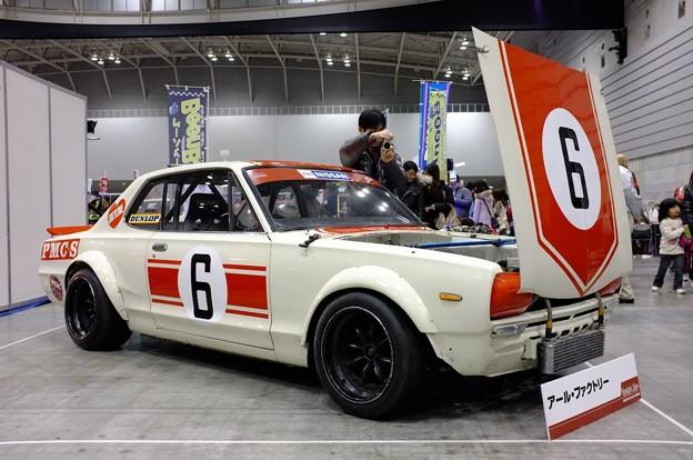 ハコスカ 日本GP仕様
