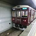 Photos: 阪急:7300系(7303F)-01