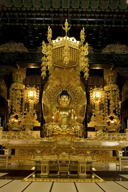 「仏像彫刻」 念佛宗(念仏宗)無量寿寺 佛教之王堂  社寺仏教美術 nenbutsushu067