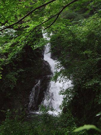 銚子口の滝 2011.6.12-1