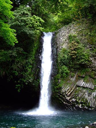 浄蓮の滝 2010.5.18