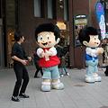 Photos: ヤン坊マー坊ノリノリ