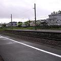 写真: 南稚内駅ホーム4