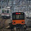 Photos: 東武 10030系 11252Fと50050系 51062F