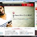 写真: Operaパネル:NHKラジオ「らじる☆らじる」