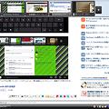 写真: Opera11.50でIE10のMetro UIを再現 その2