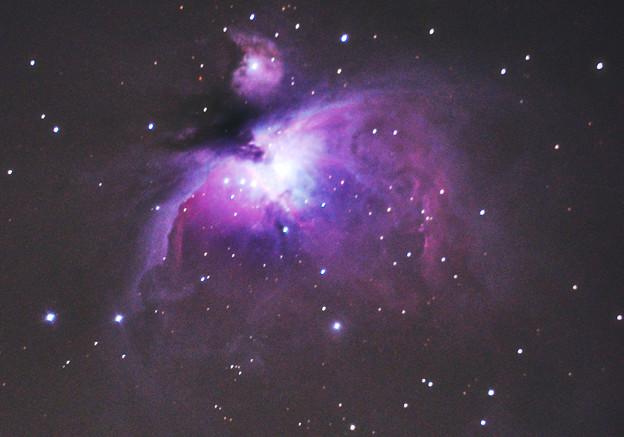 M42 オリオン大星雲・リベンジ(2011/12/27)