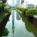 Photos: 水面 ~スカイツリーのある景色~