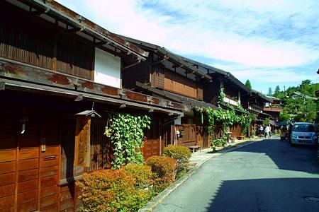 妻籠宿の風景5(SDIM0041)