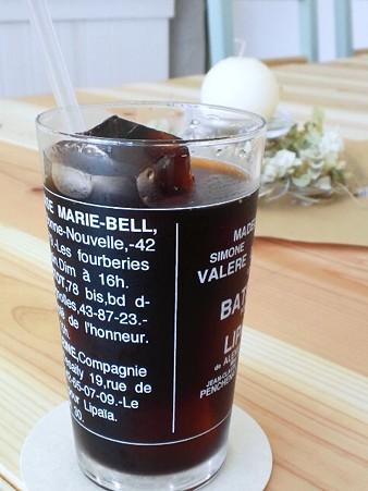 まろやかアイスコーヒー@COUCOU
