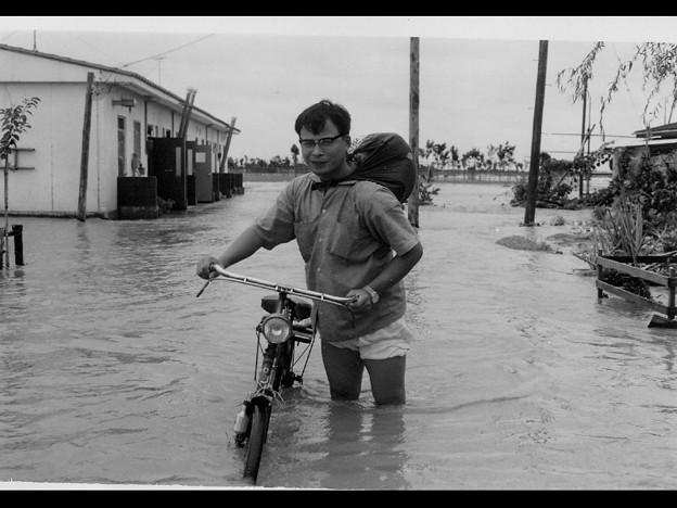 ■各地で台風の被害情報がテ...