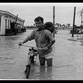 Photos: ■各地で台風の被害情報がテ...