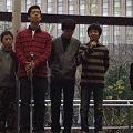 写真: 20111225早稲田大学米式蹴球部納会