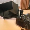 写真: 4mmプレート+付属自由雲台は問題外