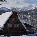 Photos: 春を待つ白川郷