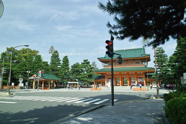 02 平安神宮 観光旅行シリーズ dp1s