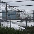 東海道新幹線 大井車両基地