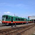 真岡鐵道 モオカ14形気動車