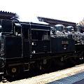 C12形蒸気機関車