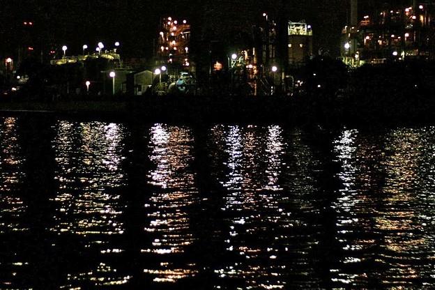 Photos: 東京湾、工場夜景_6972