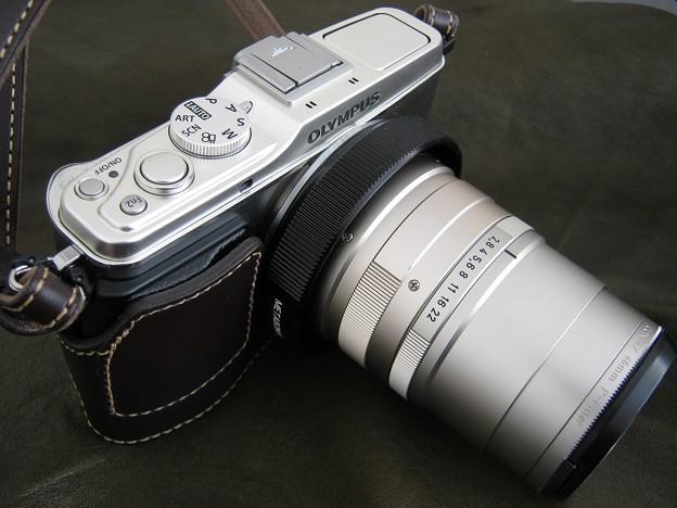 写真: Metabones Contax G マウントアダプターを買ってみた_6