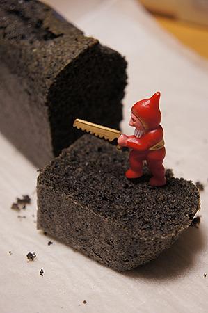 ゴマケーキ