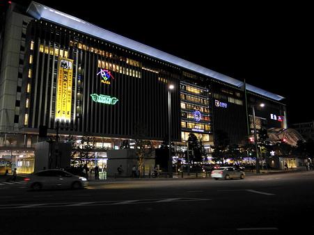 JR博多駅全景