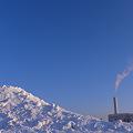 旭川三景(雪山)