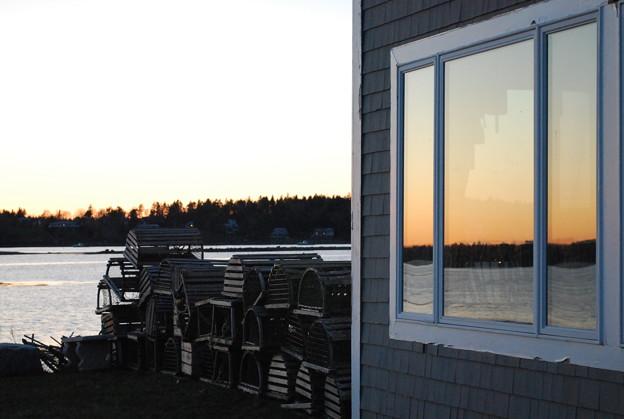 Photos: The Twilight in the Windows