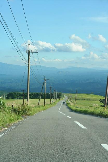 九州 久住高原9月3