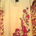 写真: 最近私がデザインしたレトロキノコTシャツが発売されたよ~!もうあん...