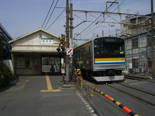 r2963_昭和駅_神奈川県川崎市_JR東