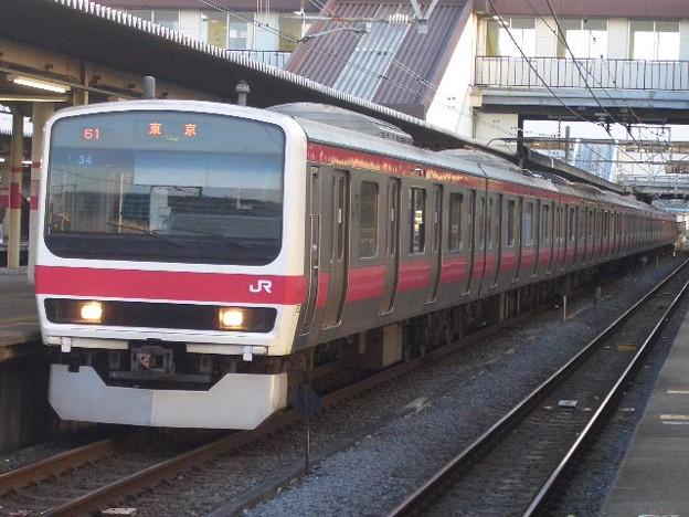 京葉線 普通東京行 CIMG8373