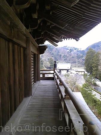 120214-建長寺 三門回廊 (9)