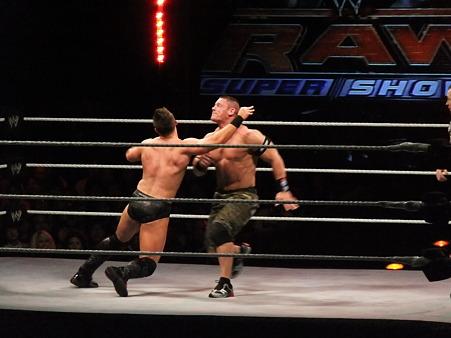 WWE RAW WORLD TOUR 2011 横浜アリーナ 20111130 (15)