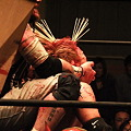 Photos: 竹田誠志vsMASADA  FREEDOMS 葛西純プロデュース興行 Blood X'mas 2011 (9)