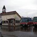 Photos: 天塩炭鉱鉄道、達布駅跡
