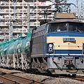 EF66 33@貨物列車