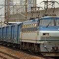 3461レ EF66 119+ワム