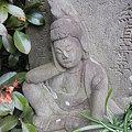 Photos: 石仏-本覚寺 (横浜市神奈川区高島台)