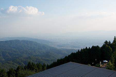比叡山展望(京都方面)