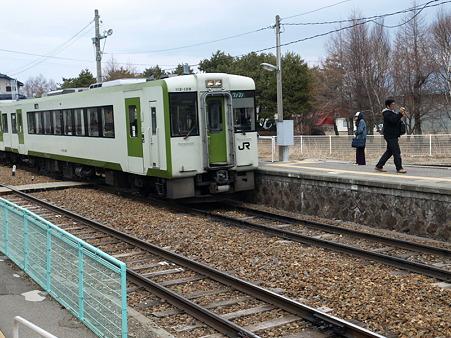 キハ110系(野辺山駅)1