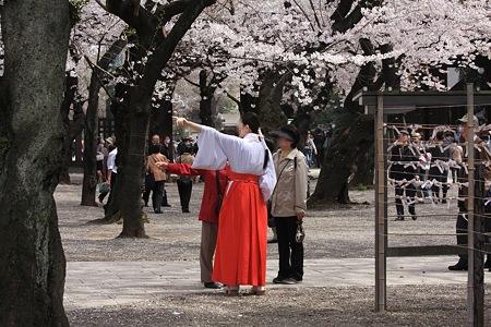 2012.04.10 九段 靖国神社 案内
