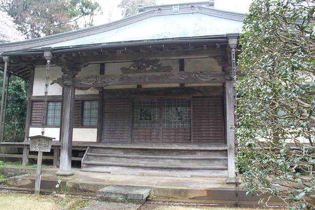 Photos: 祖師堂