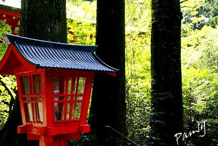 箱根神社・・7